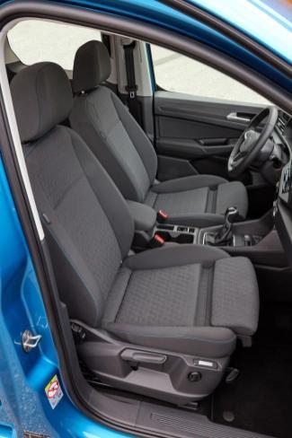 Bequeme Sitze, zertifiziert von der Arbeitsgemeinschaft gesunder Rücken (AGR). © VWN