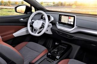 VW ID 4. Foto: Auto-Medienportal.Net/Frank Wald