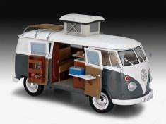 Modellfahrzeug des Jahres 2020: Volkswagen T1 Camper von Revell (1:24). Foto: Auto-Medienportal.Net/Delius-Klasing-Verlag