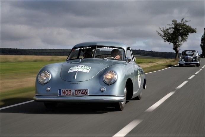 Porsche 356, 1952. Foto: Autostadt