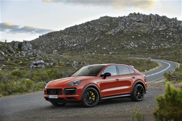 Porsche Cayenne S Coupé. Foto: Auto-Medienportal.Net/Porsche