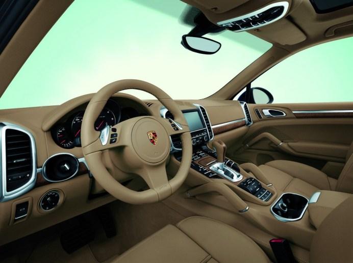 Porsche Cayenne. Foto: Auto-Medienportal.Net/Porsche