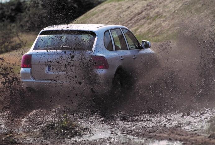 Porsche Cayenne, erste Generation. Foto: Auto-Medienportal.Net/Porsche