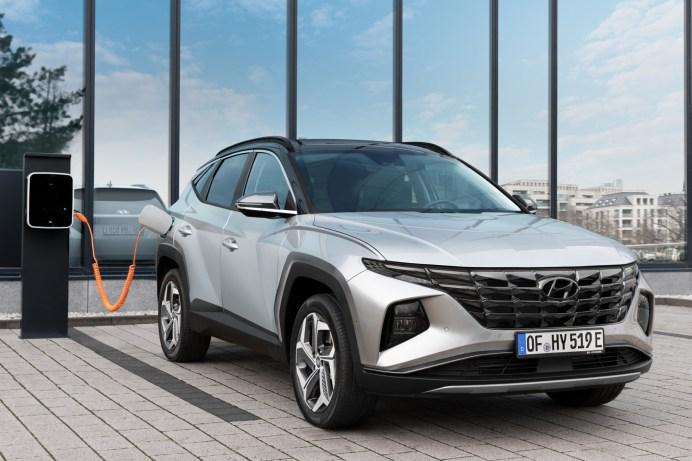 Der Hyundai Tucson Plug-in-Hybrid kommt im Frühjahr 2021. © Hyundai