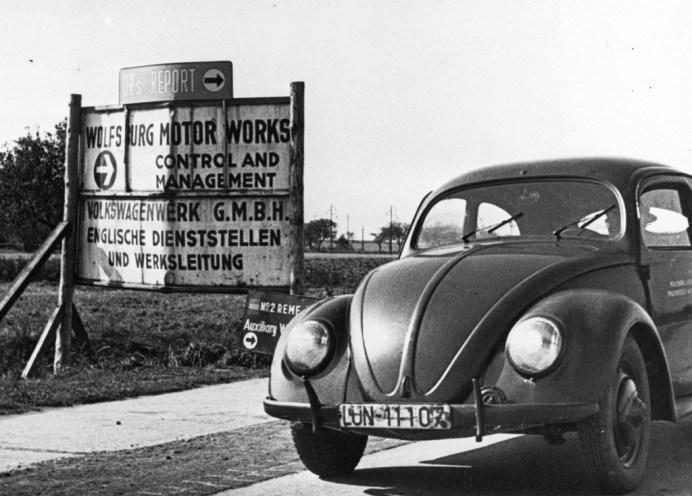 Serienstart des Volkswagen Käfer vor 70 Jahren. Foto: Auto-Medienportal.Net/Volkswagen Foto: Auto-Medienportal.Net/Volkswagen