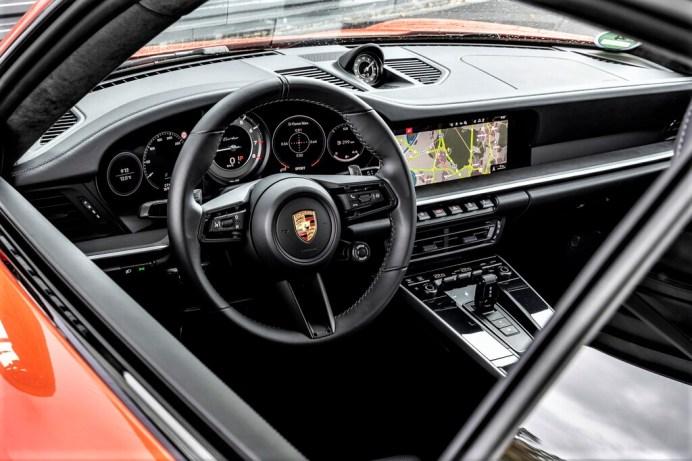 Porsche 911 Turbo. Foto: Auto-Medienportal.Net/Porsche