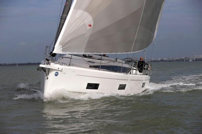 In der Kategorie der Family Cruiser siegt die Bavaria C42. Das Boot beeindruckt die Jury durch hohen Komfort und perfekte Segeleigenschaften. © A. Lindlahr / Yacht-Magazin