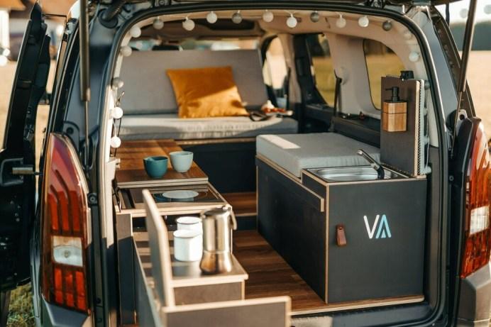 Vanderer Urban Camper. Foto: Auto-Medienportal.Net/Vanderer/Noah Simma
