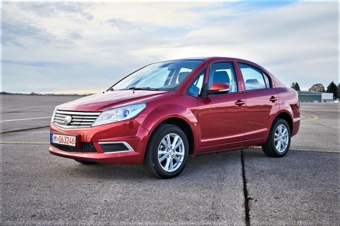 Chinesisches Auto unter € 10.000 - der Suda SA01. Foto: Auto-Medienportal.Net/ADAC