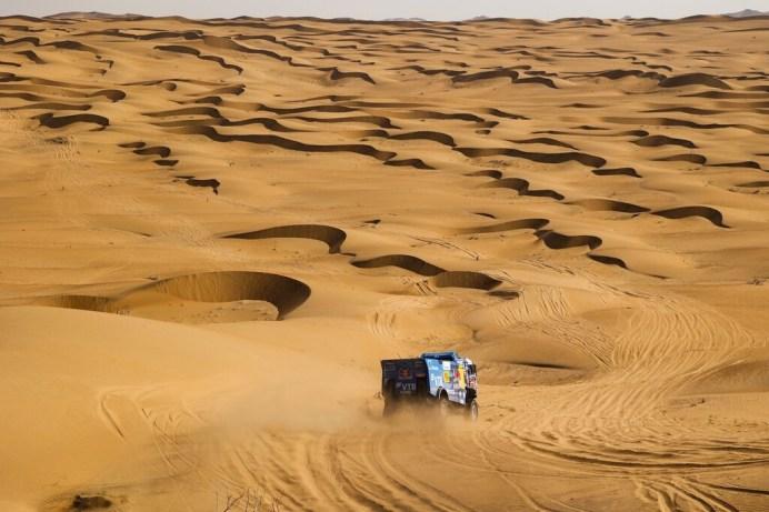 Dakar 2021: Kamaz Master von Airat Mardeev. Foto: Auto-Medienportal.Net/ASO/Gooden/DPPI