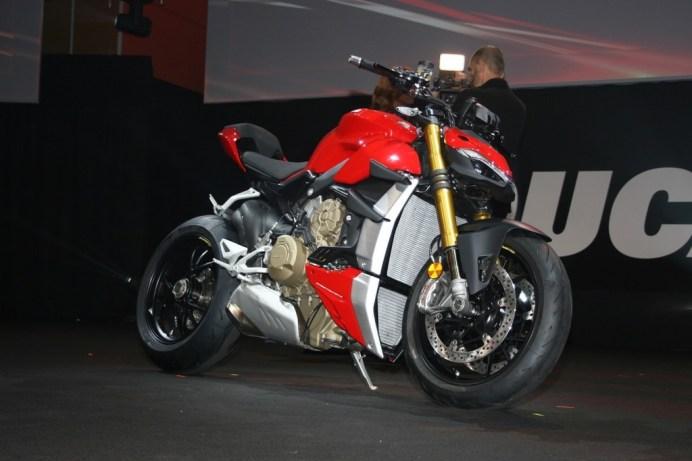 Ducati Streetfighter V4. Foto: Auto-Medienportal.Net
