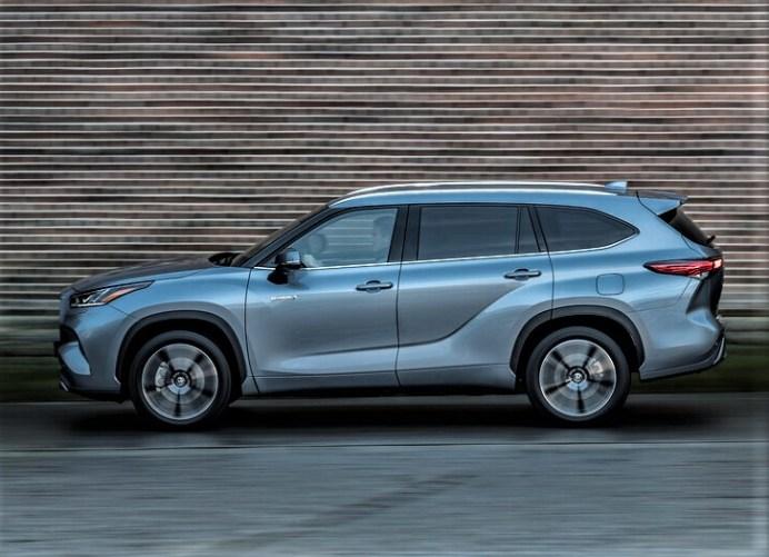 Toyota Highlander. Foto: Auto-Medienportal.Net/Toyota