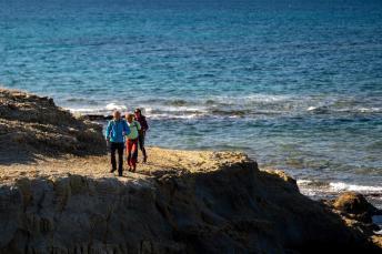 Der Trail Epario auf der Insel Rab. Foto: Petar Lupic