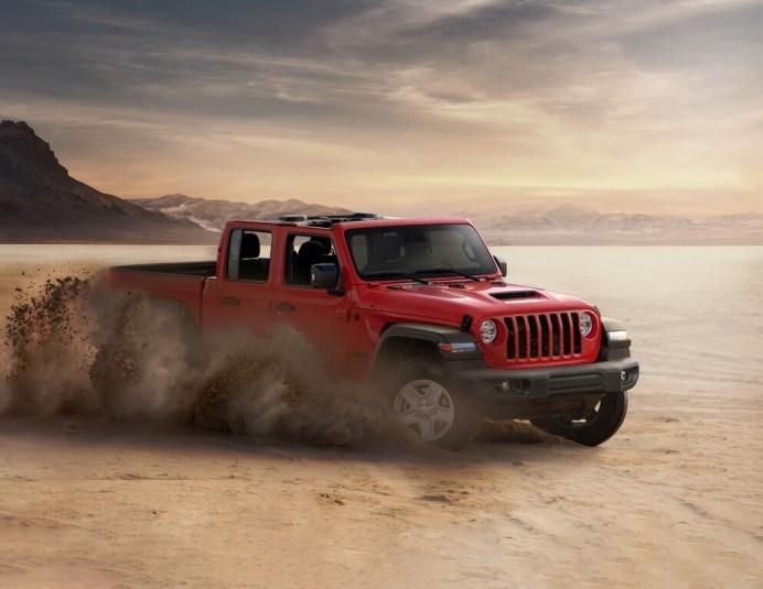 Jeep Gladiator Sport. Foto: Auto-Medienportal.Net/Stellantis