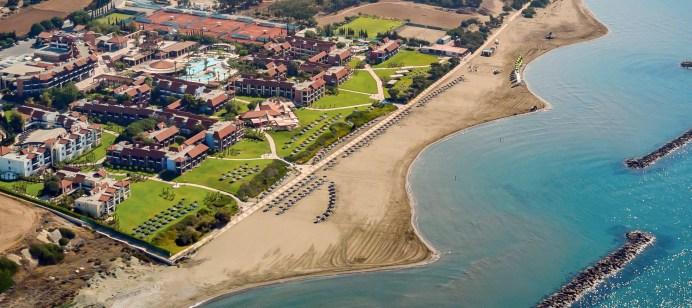 Die Premium-Clubmarke Robinson eröffnet im Sommer 2021 den ersten Club auf Zypern Foto: TUI