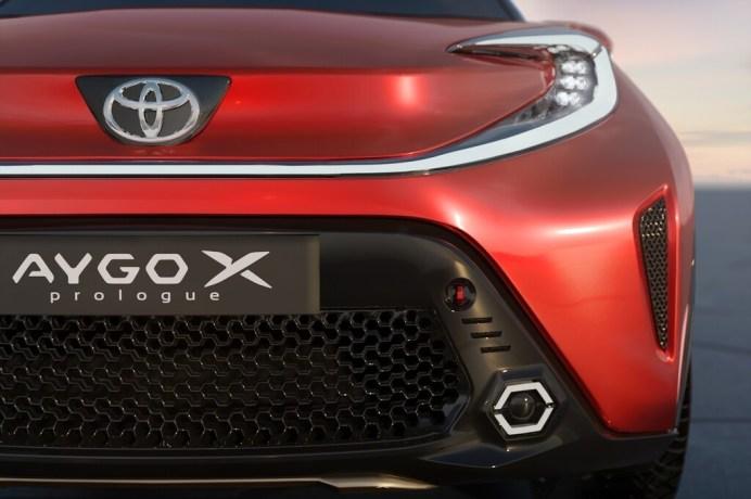 Toyota Aygo X Prologue. Foto: Auto-Medienportal.Net/Toyota