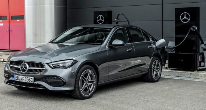 Mercedes-Benz C-Klasse Plug-in-Hybrid. Foto: Auto-Medienportal.Net/Mercedes-Benz