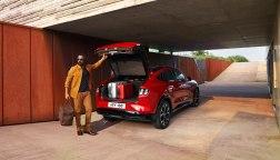 Der Kofferraum schluckt zwischen 402 und 1420 Liter. © Ford