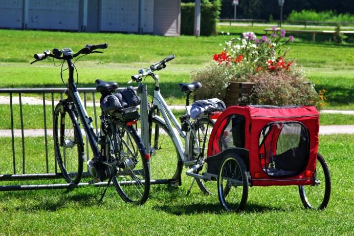Wer sich einen Fahrradanhänger zulegen möchte, sollte sich vor dem Kauf rundum informieren. © Pixabay.com