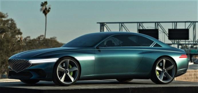 Genesis X Concept. Foto: Auto-Medienportal.Net/Genesis