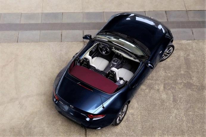 Mazda MX-5 2021, Sondermodell Ad´vantage © Mazda