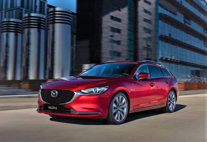 Mazda6 Sondermodell Ad´vantage © Mazda