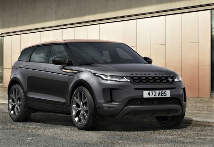 "Range Rover Evoque, Sondermodell ""Bronze Collection"". Foto: Auto-Medienportal.Net/Land Rover"