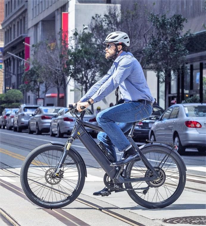 Bei einem Großteil der Pedelecs handelt es sich um Räder mit einer elektrischen Tretunterstützung, die sich ab 25 km/h abschalten. ©Pressedienst Fahrrad