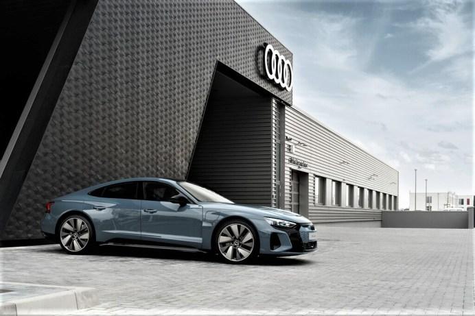 Audi e-Tron GT. Foto: Auto-Medienportal.Net/Audi