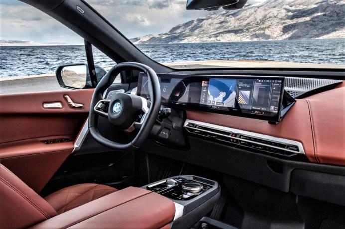 BMW iX x-Drive 50. Foto: Auto-Medienportal.Net/BMW
