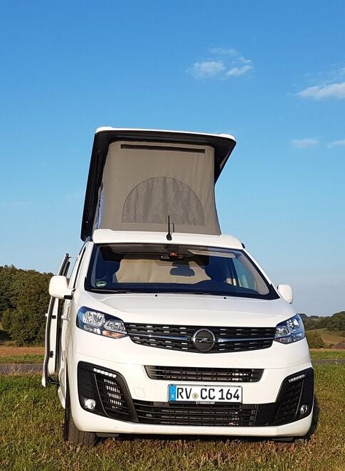 Crosscamp Opel Zafira Life. Foto: Auto-Medienportal.Net/Michael Kirchberger
