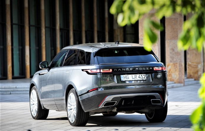Bei der Wunschausstattung für den Velar sind den Kunden kaum Grenzen gesetzt. © Jaguar Land Rover Deutschland GmbH