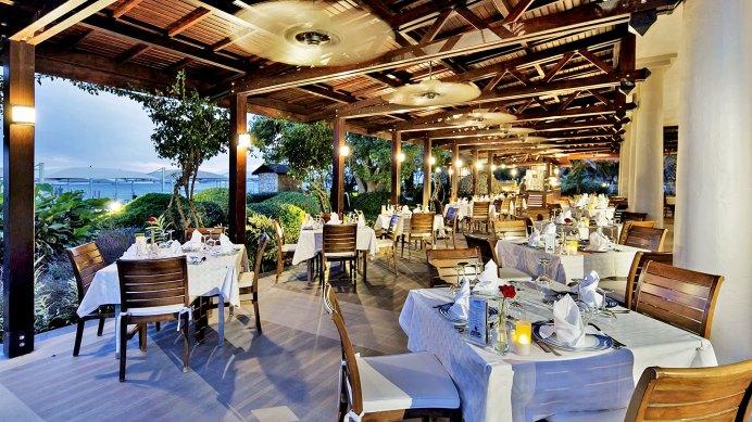 Das Restaurant des Clubs in Belek. © TUI
