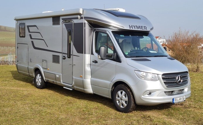 Hymermobil B-ML T 780. Foto: Autoren-Union Mobilität/Michael Kirchberger