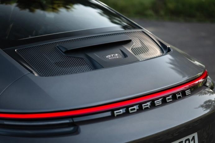 Porsche GT3 Touring. Foto: Autoren-Union Mobilität/Porsche