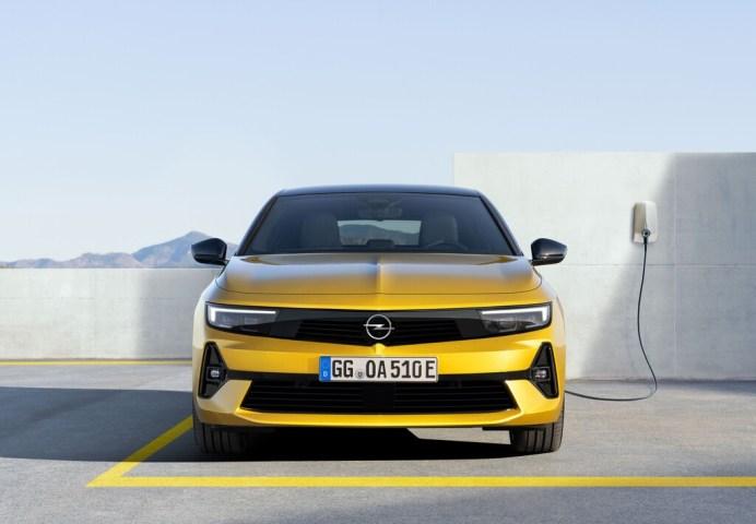 Opel Astra. Foto: Autoren-Union Mobilität/Opel