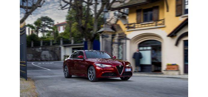 Die Giulia 6C Villa d'Este. © Alfa Romeo
