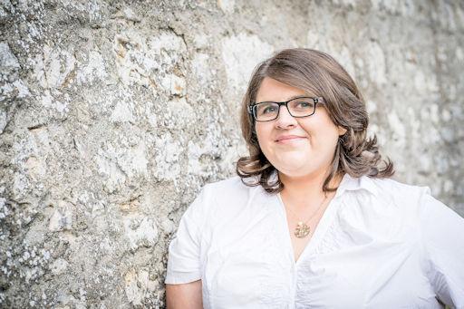 Gasautorin Sonja Mahr
