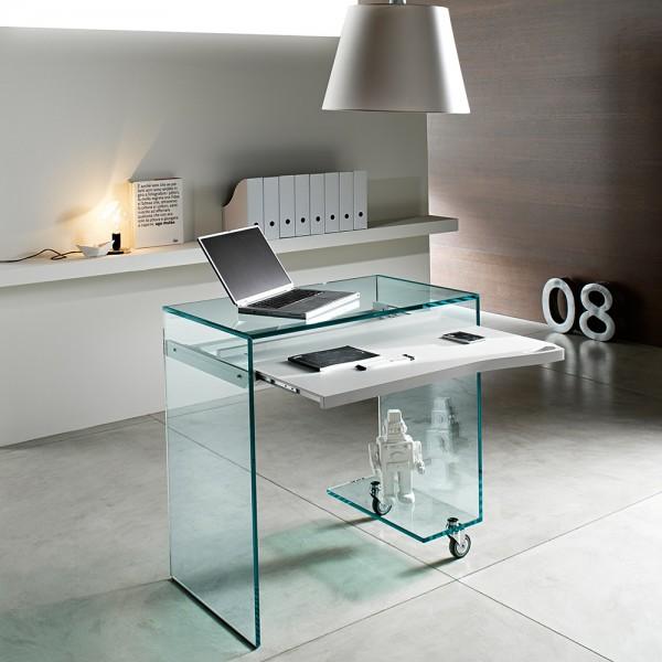 Glas Schreibtisch Design 2021