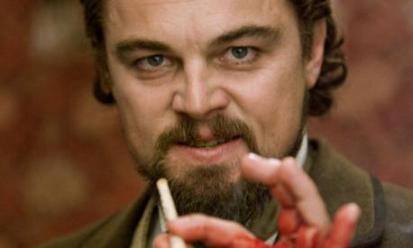 Leo DiCaprio Django