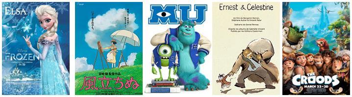 Bester Animationsfilm 2014
