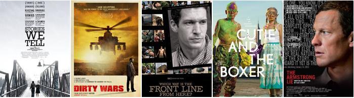 Bester Dokumentarfilm 2014 (2)