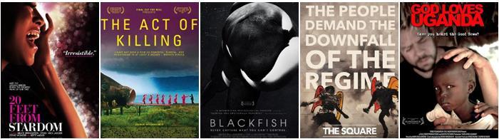 Bester Dokumentarfilm 2014