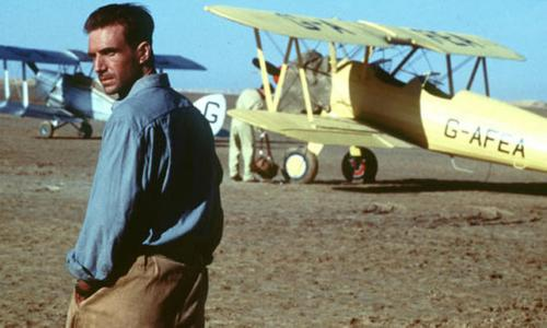 Movie The English Patient.