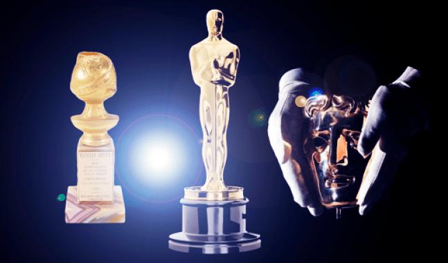 Globe Oscar BAFTA