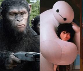 VES Apes