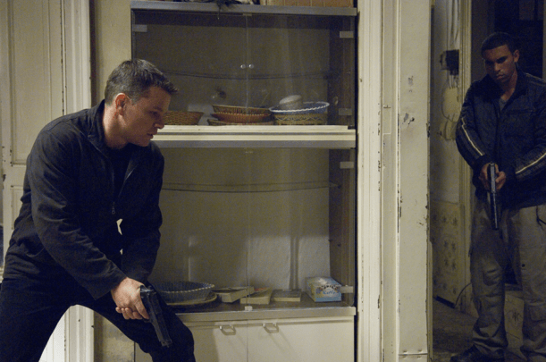 Bourne Ultimatum 2