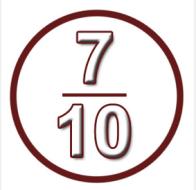 7 von 10