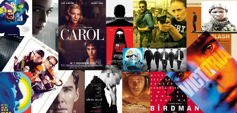 Die Besten Filme 2015