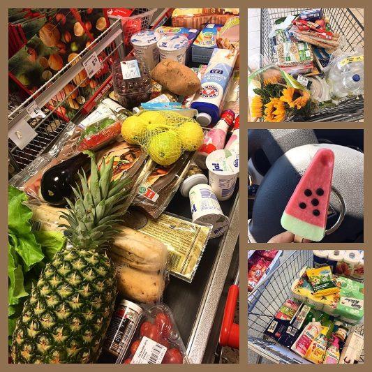 Zeitfenster,...damit war ich die letzten zwei Stunden beschäftigt ...und wer räumt das jetzt wech ...... * Wenn mich wer sucht, ihr wisst Bescheid .....#einkaufen #raubtierfütterung #jedewochewieder #sameprocedureaseveryweek #misssophie ## #shopping #whatisinmyeinkaufswagen #shoppinghaul #sexyhousewifepflichten #lebensmittel #familienküche #food #instafood #foodstagram #meloneneis #einenvorteilmussesjahaben #haul #dm_deutschland #diealltagsfeierin #alltagsfeierei #diealltagsfeierinblog #druckrauslebensfreuderein #entschleunigung